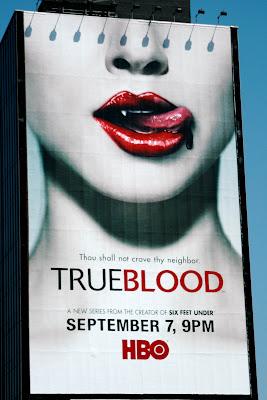 True Blood TV billboard