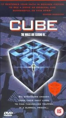 Cube DVD artwork