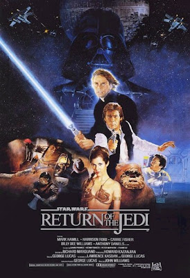 Star Wars - The Return of the Jedi movie poster