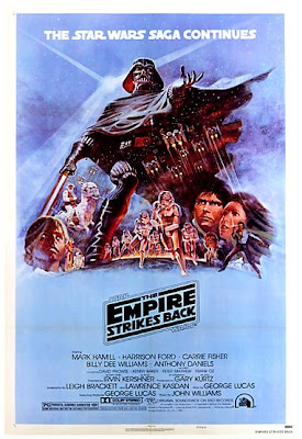 Star Wars - The Empire Strikes Back movie poster