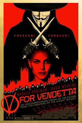 V for Vendetta - Freedom Forever