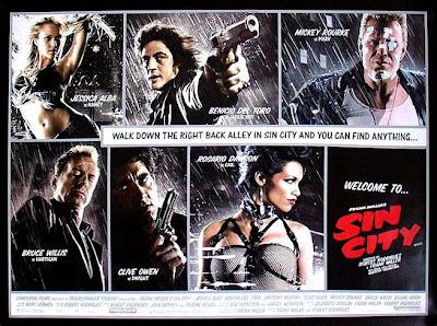 Sin City film poster