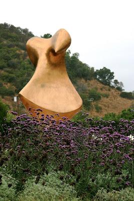 Henry Moore's Bronze Form Sculpture