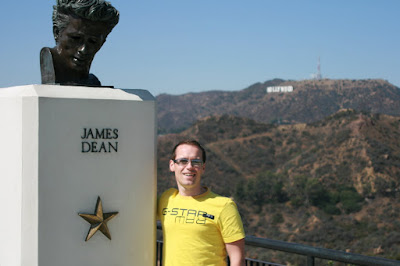 Jason in Hollywood meets James Dean