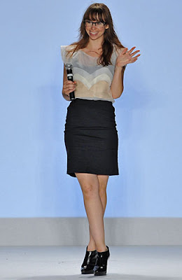 Leanne - Season 5 Project Runway winner