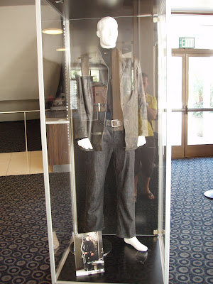 Max Payne costume worn by Mark Wahlberg