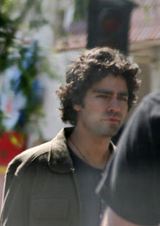 Adrian Grenier star of Entourage