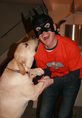 Halloween Charlie & Cooper