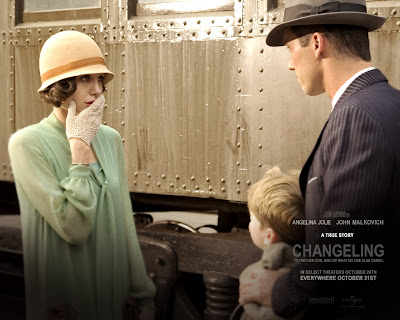 Changeling movie with Angelina Jolie
