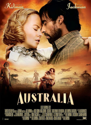 Australia film poster