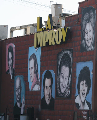 Gay comedy at the Hollywood Improv