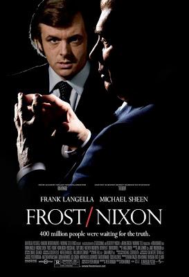 Frost / Nixon film poster