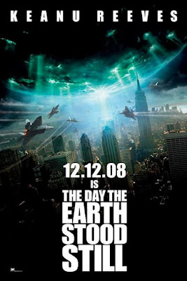 The Day The Earth Stood Still 2008 film poster