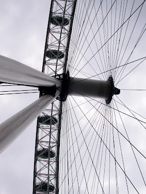 The London Eye - Millennium Wheel