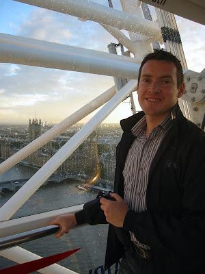 london eye skyline. Life through a London Eye.