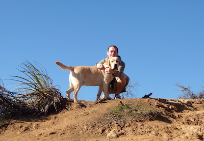 Boxing Day 08 Hike at Runyon Canyon with Cooper