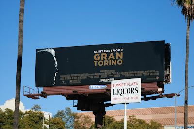 Gran Torino film billboard