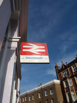Blackheath train station