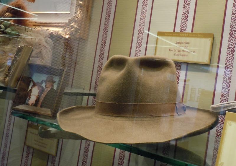 Viggo Mortensen's Hidalgo cowboy hat