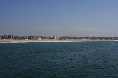Venice Beach ocean view