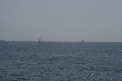 Yachts at Venice Beach