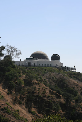 Griffith Park Observatory in Los Angeles