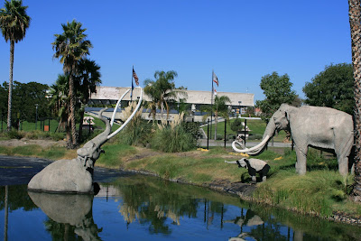 La Brea Tar Pits and Page Museum