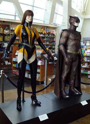 Watchmen film costumes