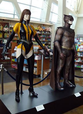 Watchmen film costumes