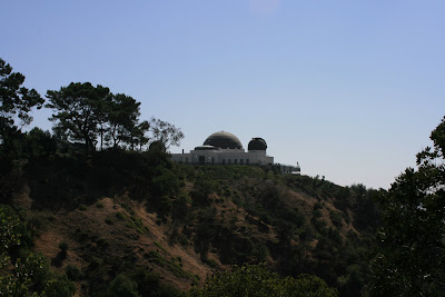 The Griffith Observatory Griffith Park