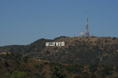 Hollywood Sign Mount Lee Griffith Park