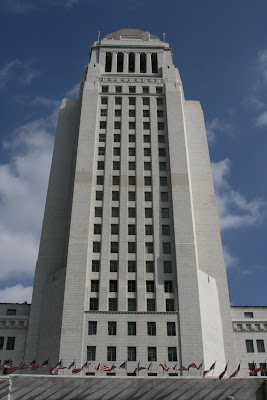 City Hall Downtown Los Angeles