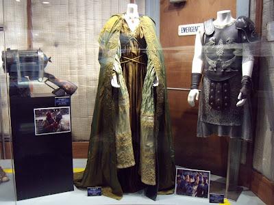 Roman Gladiator cast movie costumes