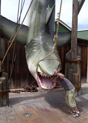 Jaws devours Jason in Hollywood