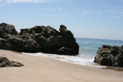 Sycamore Cove rocks