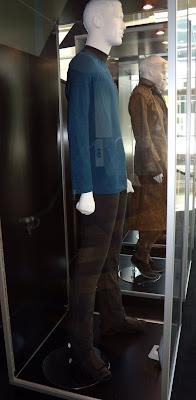 New Star Trek movie costumes
