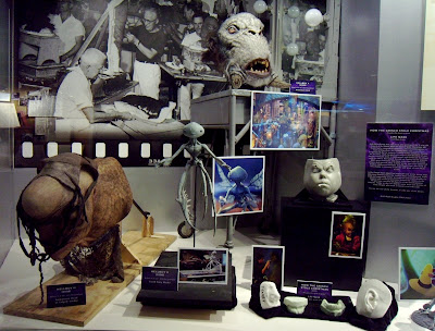 Original Hellboy 2 model props