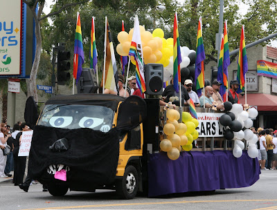 West Hollywood Gay Pride Parade 2009 Bears