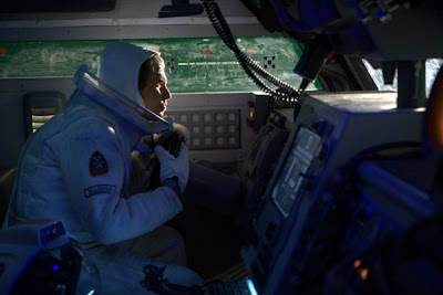Sam Rockwell as Astronaut in Moon