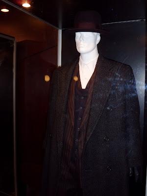 Johnny Depp suit from Public Enemies movie