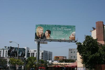 My Sister's Keeper movie billboard