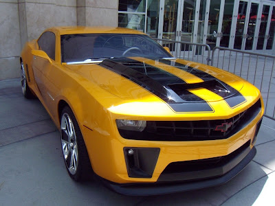 bumblebee from transformers. Bumblebee in robot mode