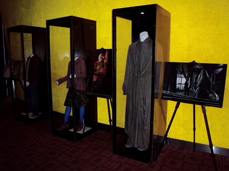 Harry Potter and the Half-Blood Prince film costumes