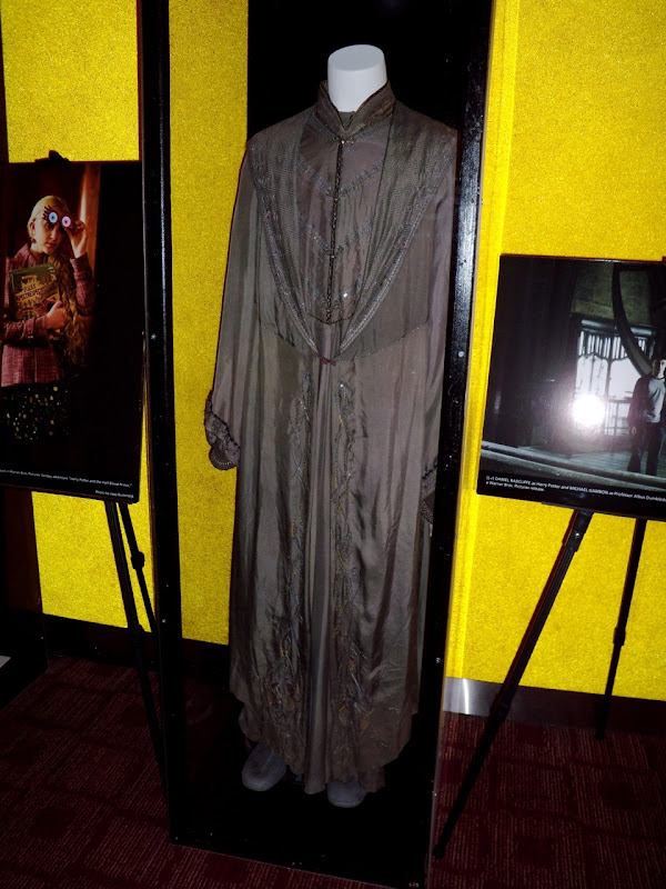 Dumbledore robes from Harry Potter 6