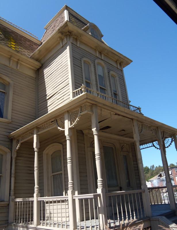 Norman Bates Psycho House Universal Studios backlot