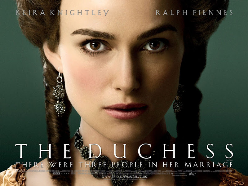 The Duchess film poster
