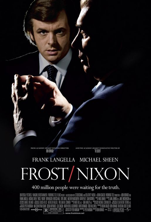 Frost Nixon movie poster
