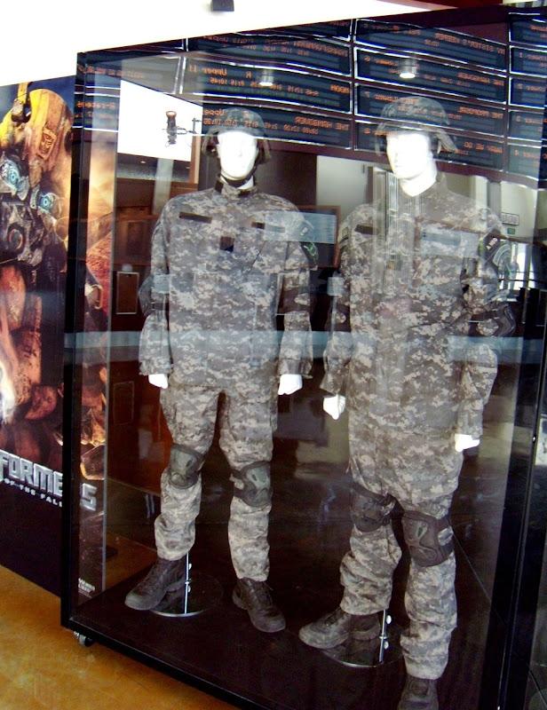 Original NEST uniforms from Transformers 2