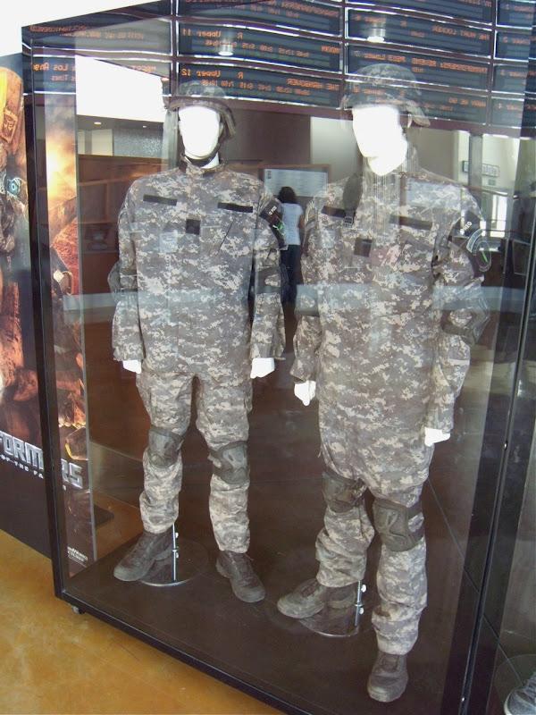 Transformers Revenge of the Fallen original NEST uniforms