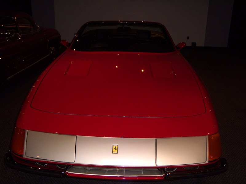 1972 Ferrari Daytona Spyder movie car
